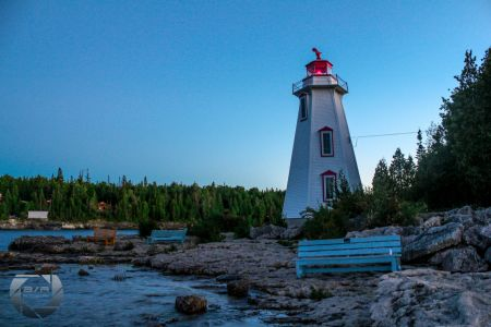 Adventures to Tobermory - Lighthouse