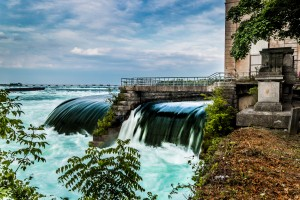 Coming to Canada - Hydro Power Plant, Niagara Falls