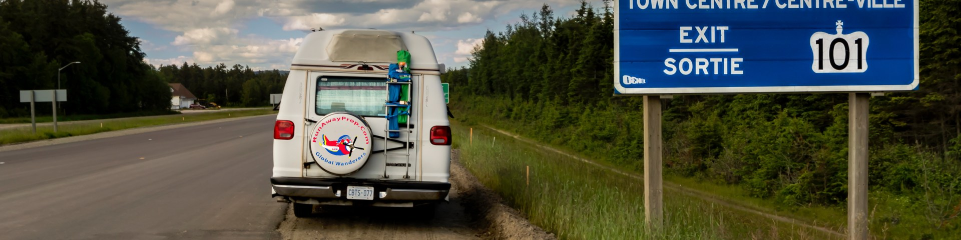 VanLife - Algoma Country