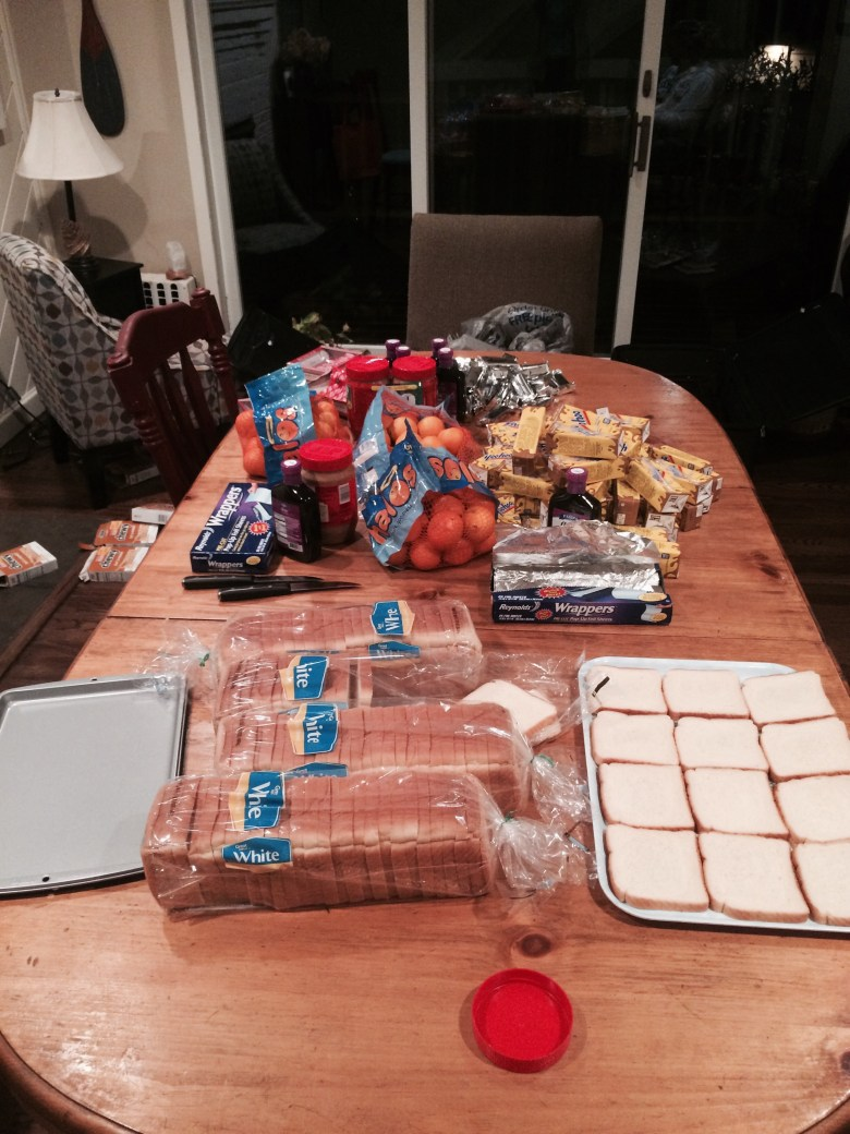 widow feeding homeless in NYC