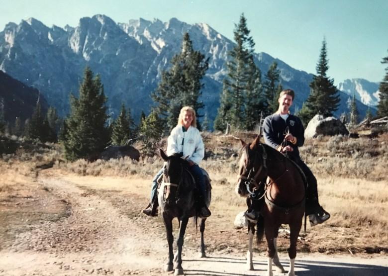 Grand tetons Wyoming road trip