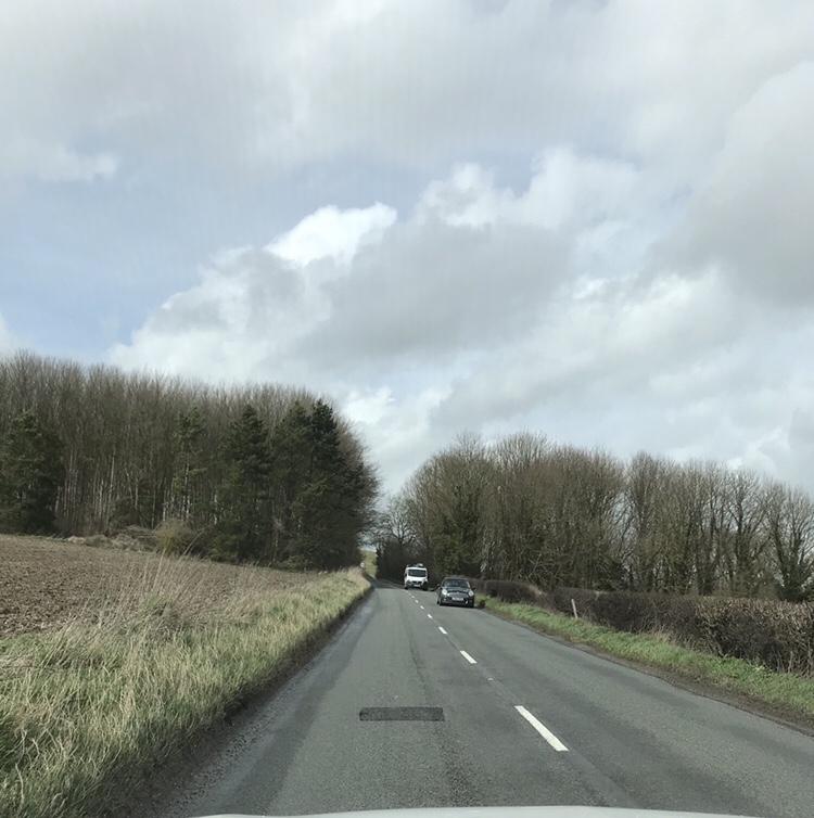 Road trip England