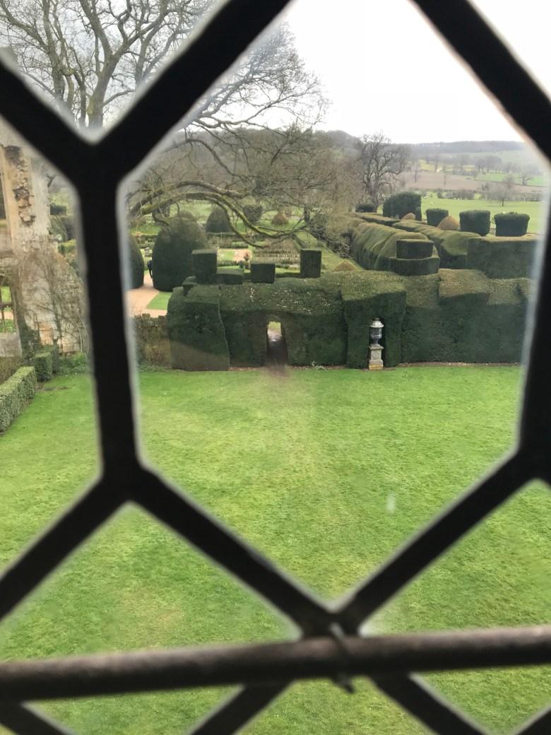 Sudeley Castle gard