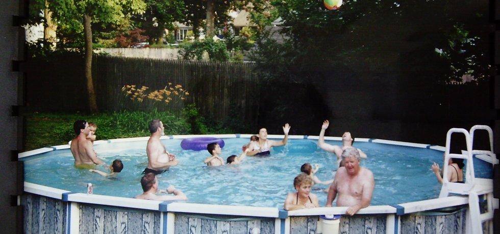 pool paty