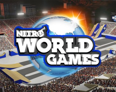 nitro games willis van den putte