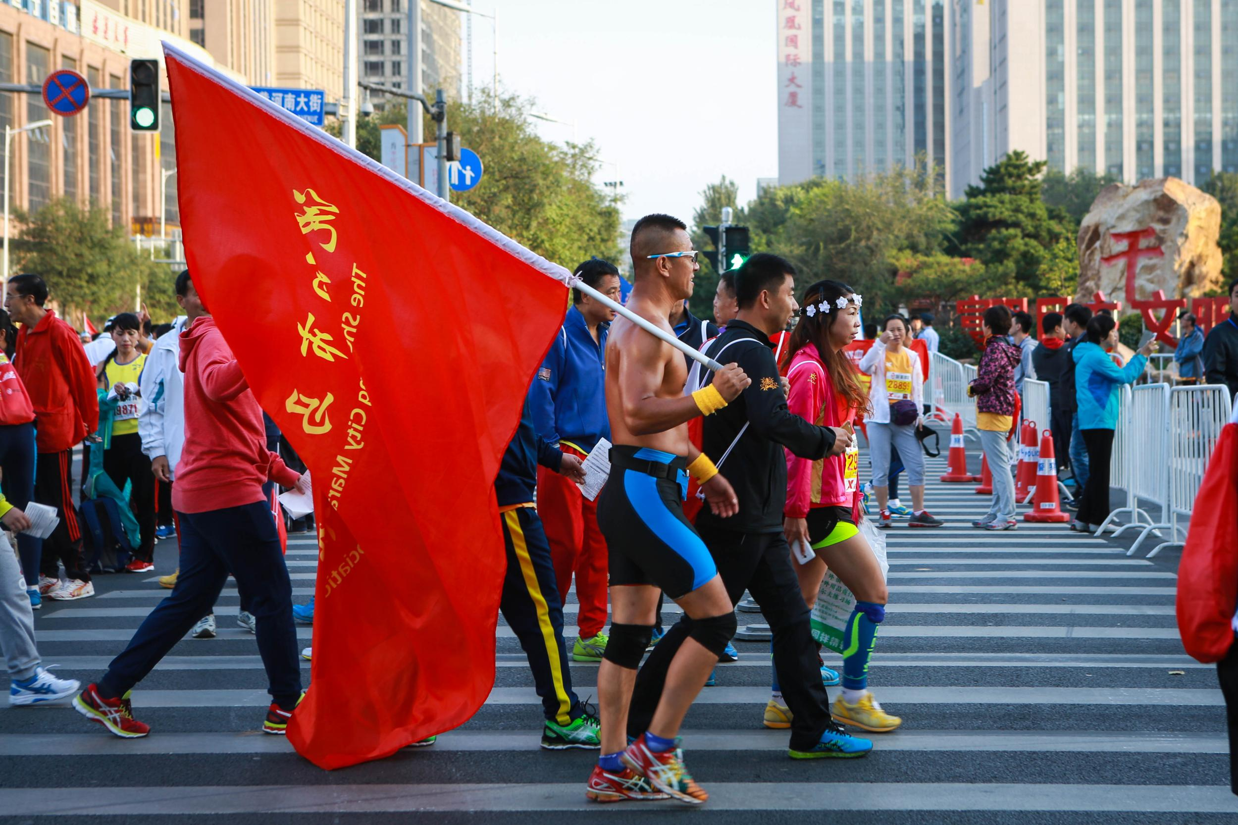 The Top Benefits of Training For A Marathon