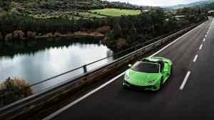 Lamborghini Huracán Evo Spyder 2020