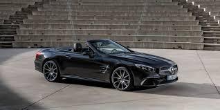 Mercedes-Benz SL Fade to Black