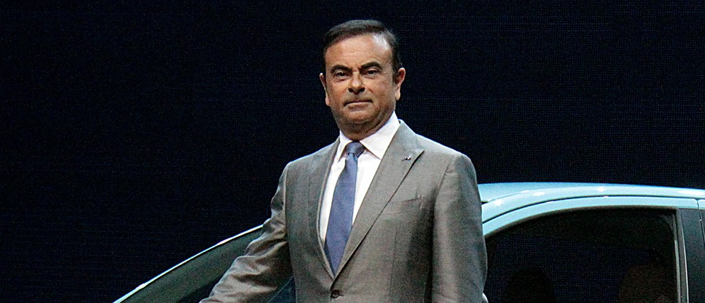 Ghosn ex presidente de nissan