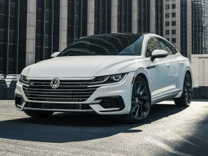 Volkswagen Arteon 2.0T 2019 Premium R line