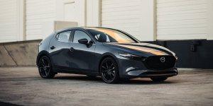 Mazda 3 Hatchback 2020 gris