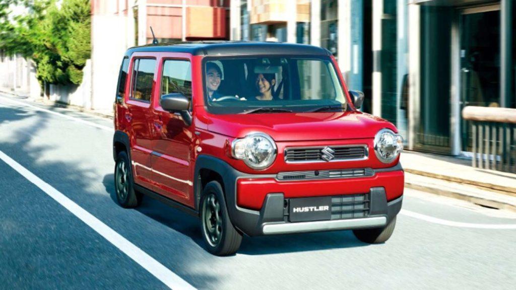 Suzuki Hustler Concept 2020