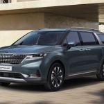 La minivan Kia Sedona será nueva para 2022