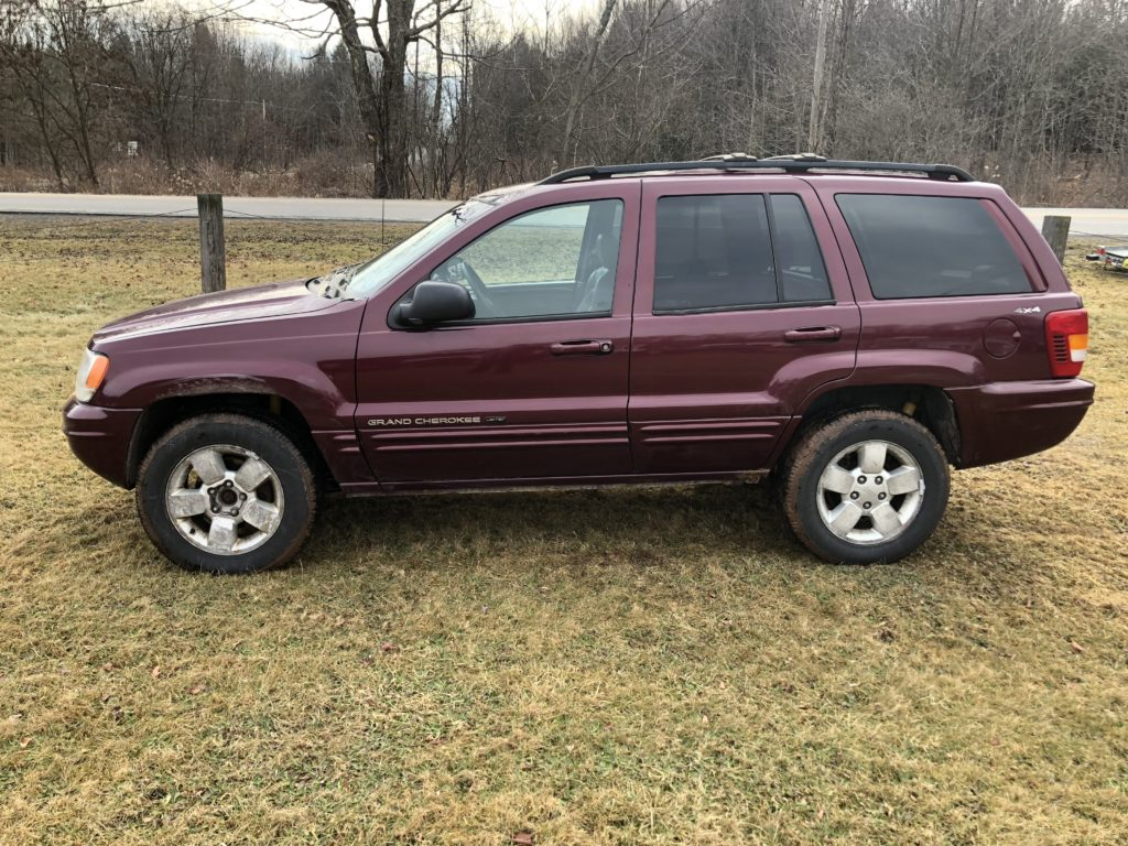 Amazing 2001 Jeep Grand Cherokee Limited Full