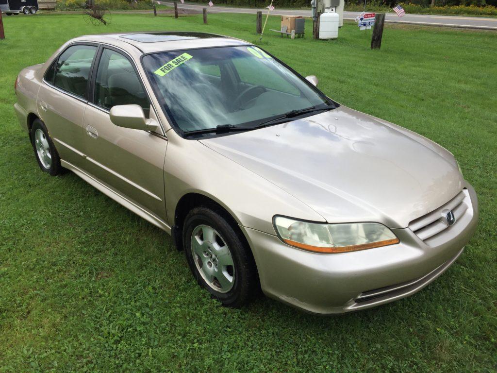2002 Honda Accord full