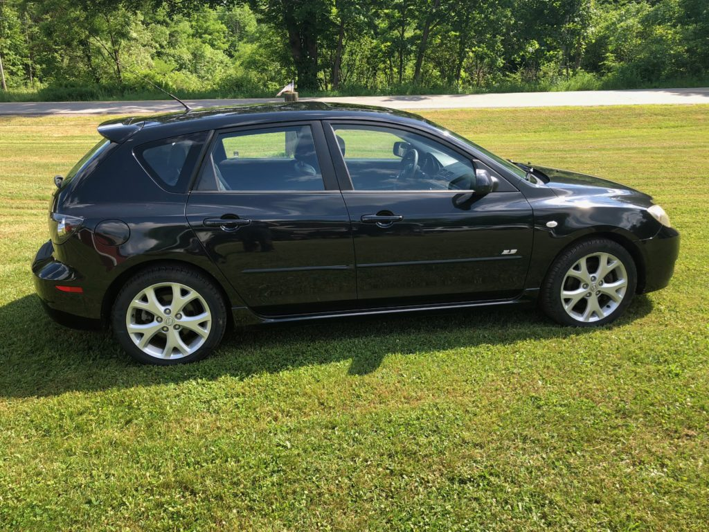 2008 Mazda 3 Hatchback full