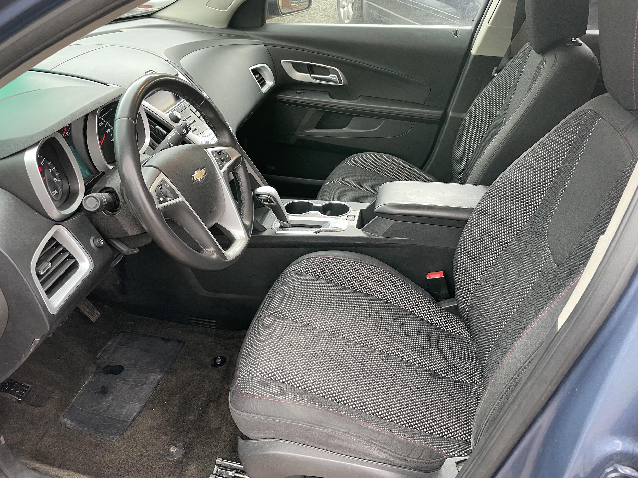 2011 Chevrolet Equinox full