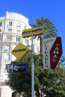 Cannes signs