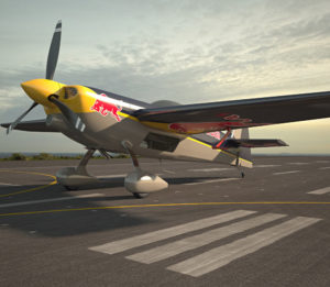 Edge 540 Kunstflug