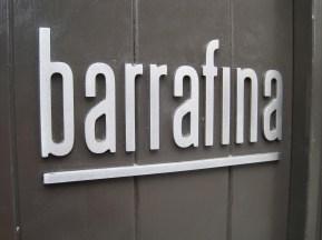 Barrafina.