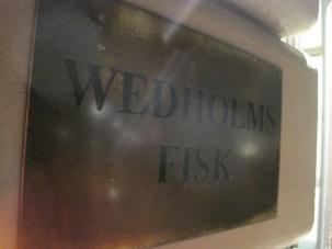 Wedholms Fisk.