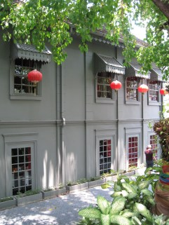 The China House.