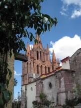 View from La Posadita...