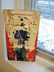 Något nytt på väggen för att pigga upp i vintermörkret? Faruq Omer skapade.