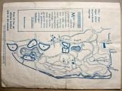Karta över Slottskogen år 1907.