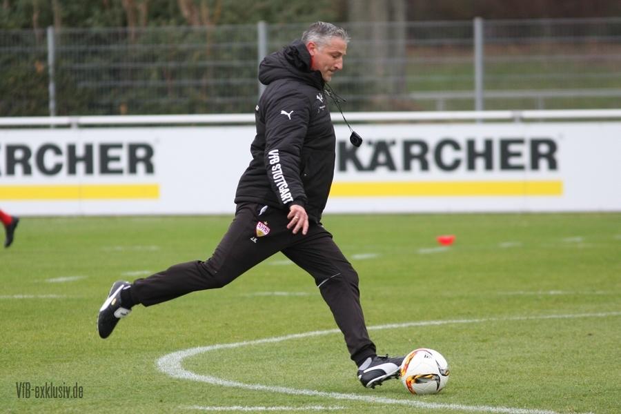 VfB-Lektüre am Freitag, 27. November 2015