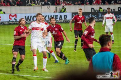 Er trifft und trifft und trifft. © VfB-Bilder.de