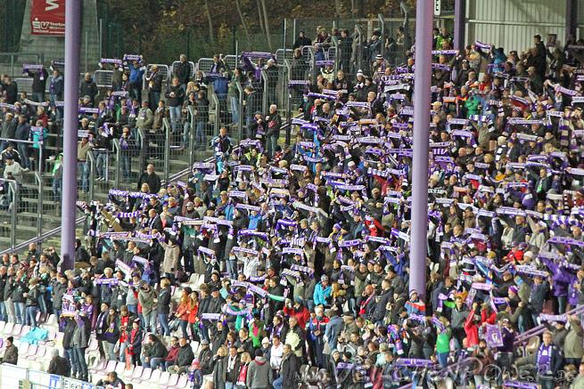 Aue-Fans © Veilchenpower.de
