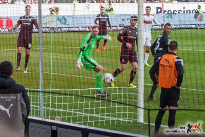Der Traumtor-Moment Bild © VfB-Bilder.de