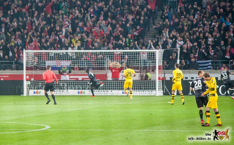 Der VfB ist wieder da