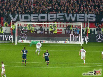 Gehofft, hingenommen, wieder gehofft, enttäuscht: Die letzten 15 Minuten. Bild: © VfB-Bilder.de