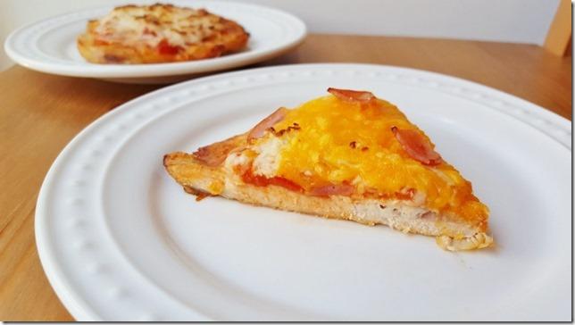 Chicken Crust Pizza Recipe