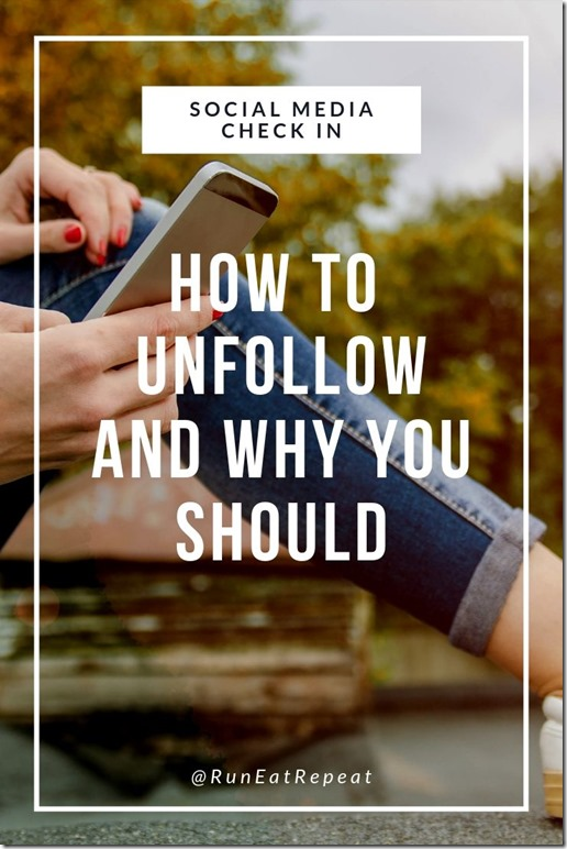 Social Media Tips How to unfollow and why you should (1)