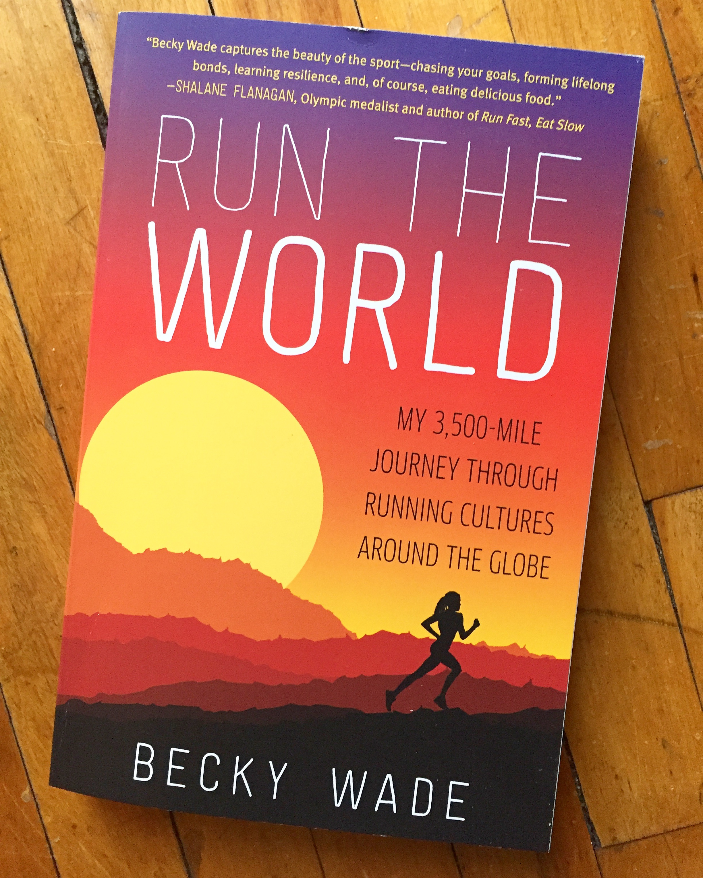 Image result for run the world book