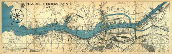Göteborgs Hamn 1932