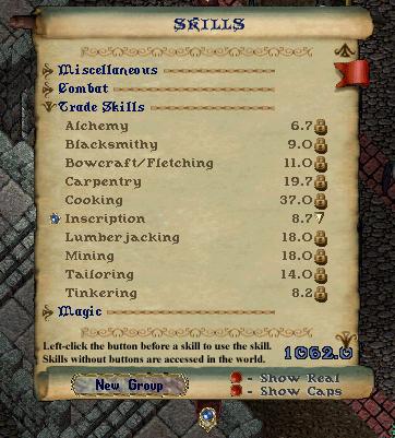 Ultima Online Runeforge Gossip