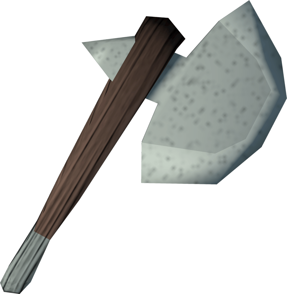 Sacred Clay Hatchet The Runescape Wiki