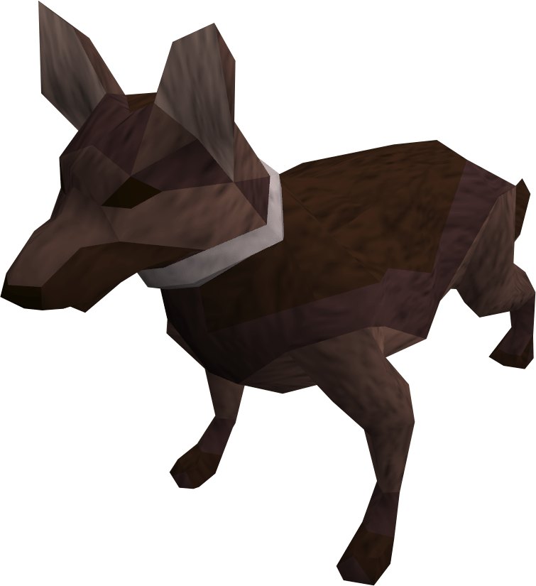 Runescape Guard Dog