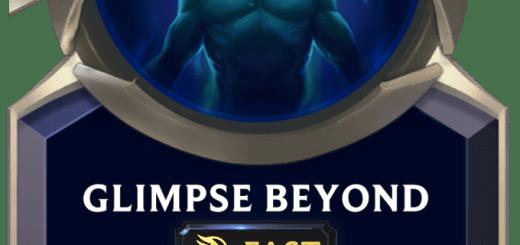 Glimpse Beyond