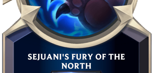 Sejuani's Fury of the North