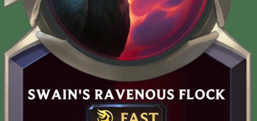 Swain's Ravenous Flock