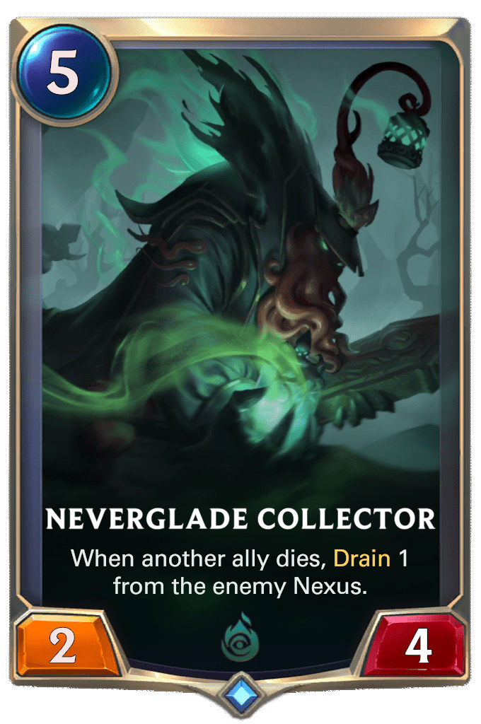 Neverglade Collector