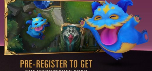 Pre-Registration Reward - Moonstruck Poro