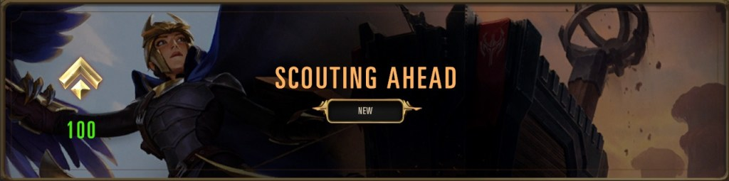 Scouting Ahead