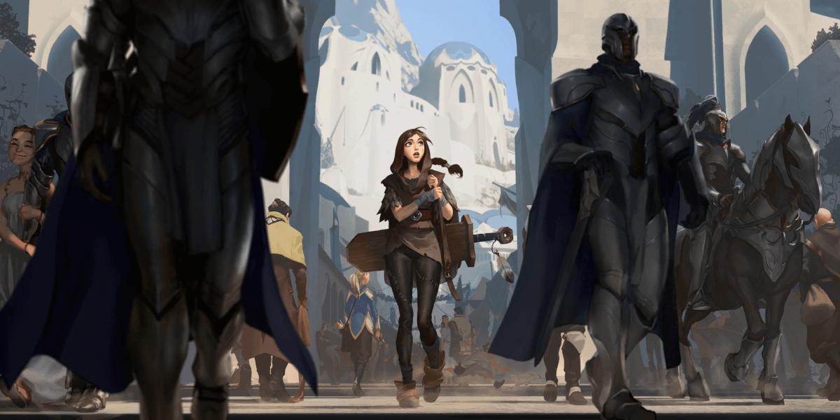 Legends of Runeterra Budget Decks: Starter Deck Upgrade Guide - Beyond the Bandlewood