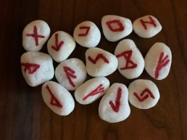 White Rock Red Rune